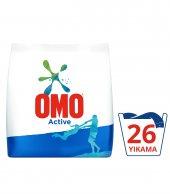 Omo Matik Çamaşır Deterjanı Active Fresh 4 Kg