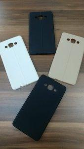 Samsung Galaxy A7 koruyucu silikon kılıf