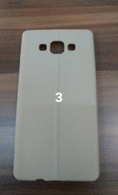 Samsung Galaxy A7 koruyucu silikon kılıf-3