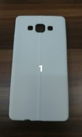 Samsung Galaxy A7 koruyucu silikon kılıf-4