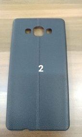 Samsung Galaxy A7 koruyucu silikon kılıf-5