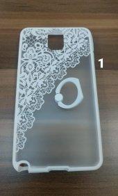 Samsung Galaxy Note 3 N9000 koruyucu silikon kılıf-2