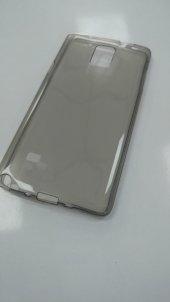 Samsung Galaxy Note 4 N910 koruyucu silikon kılıf