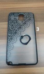 Samsung Galaxy Note 3 N9000 koruyucu silikon kılıf-4