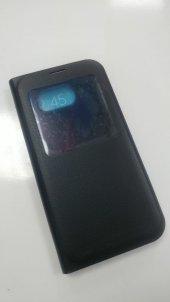 Samsung Galaxy S6 koruyucu kapaklı kılıf