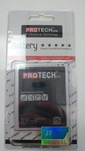 Samsung Galaxy j7 batarya pil süper usb kablo hediyeli