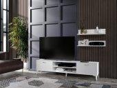 Motion 180 Cm Tv Ünitesi Beyaz(Tamamı Mdf)