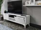 Motion 140 Cm Tv Ünitesi Beyaz( TAMAMI MDF )-3