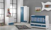 Smart Bebek Odası Takımı (4 Renk Seçeneği)