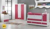 Büyüyebilen Bebek Odası Takımı ( 4 Renk Seçeneği)-3