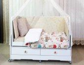 Anne Yanı Life Besik (60 120)Yatak Ve Uyku Seti Dahil-4