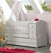 İnci Büyüyen Bebek Odası Takımı-9