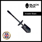 Black Ada Invader Çok Amaçlı Kısa Kürek Siyah...