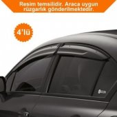 Renault Dacıa Logan Mcv 4,Lü Mugen Cam Rüzgarlık Rüzgarlığı