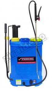 Ferrino Şarjlı Akülü ve Mekanik Kollu İlaçlama Pompası 16lt Dezenfektan İlaçlama