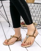 Tennie Rose Cilt Sandalet