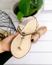 Tennie Rose Cilt Sandalet-2