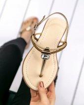 Tennie Rose Cilt Sandalet-4