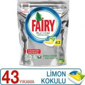Fairy Platinum Bulaşık Makinesi Deterjanı...