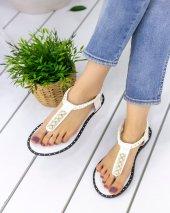 Valerie Sedef Cilt Sandalet