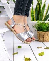 Marina Gri Sandalet-3