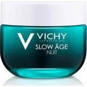 Vichy Slow Age Nuit Cream Noite 50 ml - Cilt Yenileyici Gece Kremi