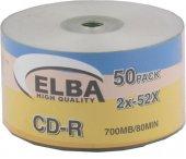 Elba 700 Mb 2x56 Cd R 50li Paket