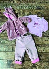 Edel Weiss 51055 Kız Bebek Peluş 3 Lü Takım
