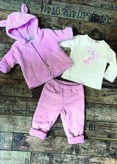 Edel Weiss 51055 Kız Bebek Peluş 3 lü Takım-2