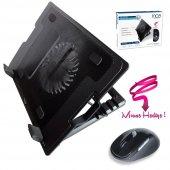 ınca Inc 341tss Notebook Soğutucu + Kablosuz Mouse Seti