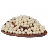 Beyaz Çikolatalı Fildişi Leblebi 1 Kg %100 Taze...