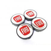 Trend Garaj Fiat Logolu Jant Göbeği 4lü 55mm