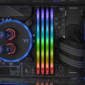 Thermaltake TOUGHRAM Z-ONE RGB 16GB (2x8GB) DDR4 3200Mhz  (R019D408GX2-3200C16A) Siyah-3