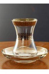 Paşabahçe Versace 6 Kişilik Çay Bardağı Takımı...