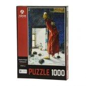 1000 Parça Puzzle Kaplumbağa Terbiyecisi