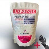 Payet Kostik Soda 1 Kg Min.%99 Lik Naoh + Eldiven