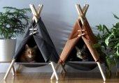 Kedi Evi ,kedi Barınağı,kedi Yatağı