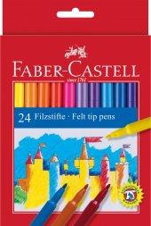 F.c Unicolor Keçeli Kalem 24lü