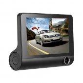 AngelEye KS-526 3 Kameralı Full HD 1080P Araç Video Kaydedici Araç Kamera