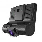 AngelEye KS-526 3 Kameralı Full HD 1080P Araç Video Kaydedici Araç Kamera-2