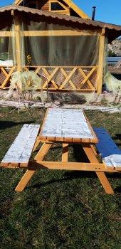 Alaçam Mobilya Piknik Masası 6kişilik...