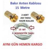 Dijitürk Onaylı Anten Kablosu Rg6 5 10 15 20 25...