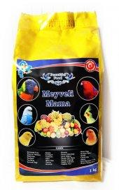 Beautiful Food Meyveli Kuş Maması 1 Kg.