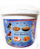 Beautiful Food Kurtlu Ballı Polenli Kuş Maması Kuş Yemi 5 Kg