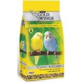 Gold Wings Classic Yavru Muhabbet Kuşu Yemi 400...