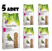 Gardenmix Platin Muhabbet Kuş Yemi 500gr X 5...