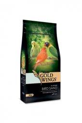 Gold Wings Premium Mineralli Kuş Kumu 350 Gr
