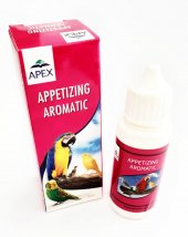 Kuşlar İçin Aromatic Ve İştah Açıcı Apex