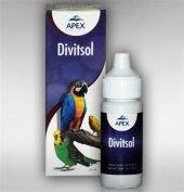 Apex Divitsol Kuş İçin Bağırsak Florası İshal...