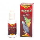 Kuşlar İçin Tüy Dökülmesine Karşı B Vitamini...